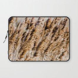Brown Reeds Laptop Sleeve