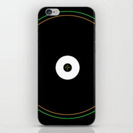 Save The Vinil iPhone Skin