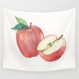 Apple and a Half Wall Tapestry
