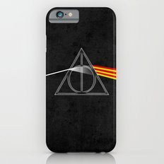 the darkside of the deathly hallows iPhone 6s Slim Case