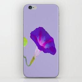 The Morning Glory iPhone Skin