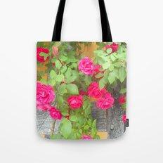 Tudor Rose Tote Bag