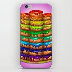 Donuts I 'Sweet Rainbow' iPhone & iPod Skin