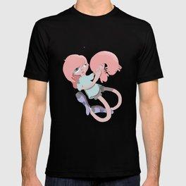 Axolotl girl  T-shirt