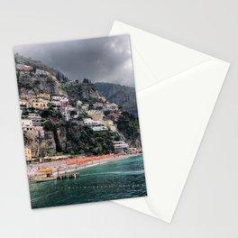 Positano Italy Stationery Cards