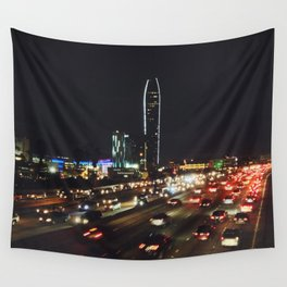 DOWNTOWN L.A. - PHOTOGRAPHY Wall Tapestry