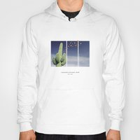 parks Hoodies featuring National Parks: Saguaro by Roadtrippers