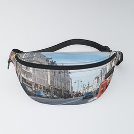 The Strand in London Fanny Pack