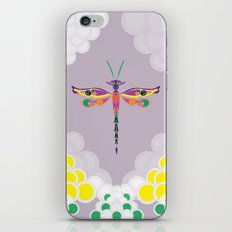 Dragon Fly iPhone Skin