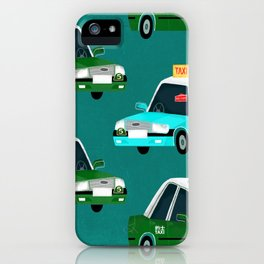Lantau Taxi iPhone Case