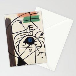 Joan Miro Danseuse 1931 Artwork for Prints Posters Tshirts Men Women Kids Stationery Cards