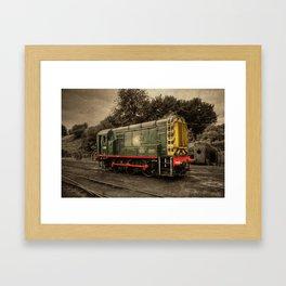 Severn Valley Gronk Framed Art Print