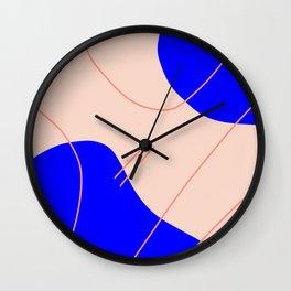 Resonant Field Wall Clock