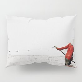 Vietnam fishing Pillow Sham