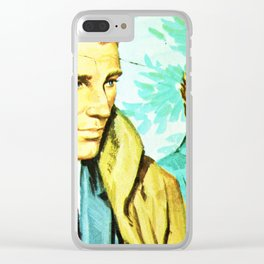 Romance in Coats Clear iPhone Case
