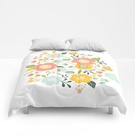 Airy GardenPillow Comforters