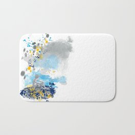 a room with view from asteroid B 612 _ the little prince Bath Mat