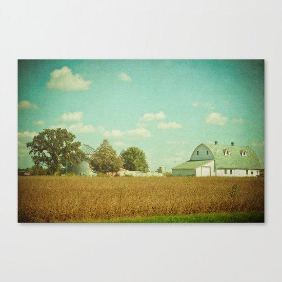 Heartland Canvas Print