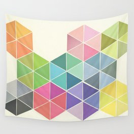 Fragmented Wall Tapestry