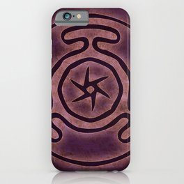 Hecate's Wheel iPhone Case
