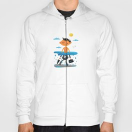Walk on the Bright Side Hoody