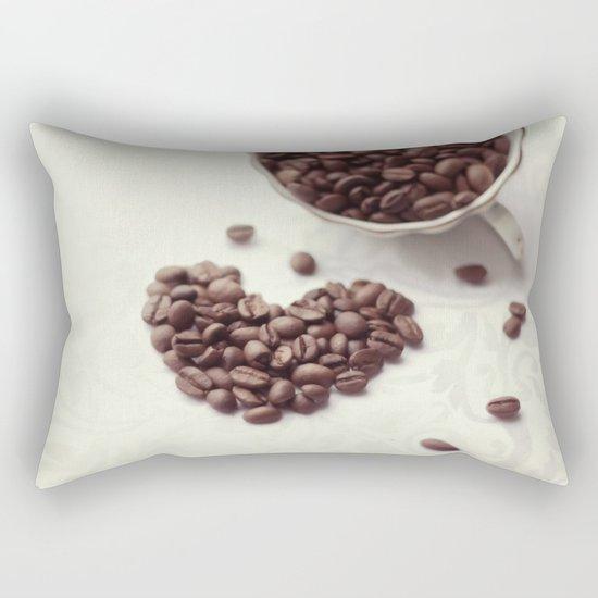 Coffee love Rectangular Pillow