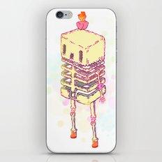 Sweet Calaverita iPhone & iPod Skin