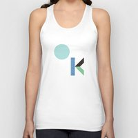 kim sy ok Tank Tops featuring OK by .....