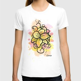 Queen's Lily T-shirt