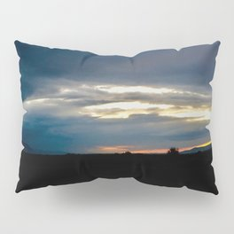 Reborn In the Moment Photography Pillow Sham