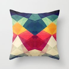 Meet me halfway Throw Pillow
