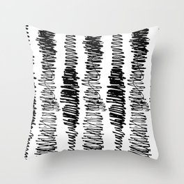 Phonetic #798 Throw Pillow