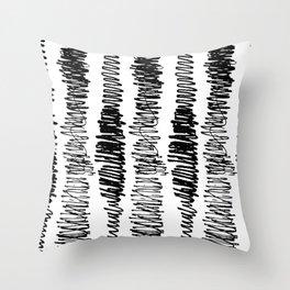 Phonetic #798 Throw Pillow
