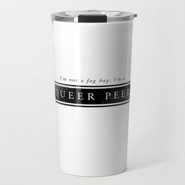 Queer peer Travel Mug