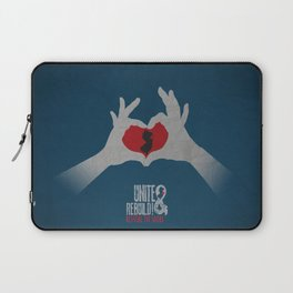 I  Heart NJ Laptop Sleeve