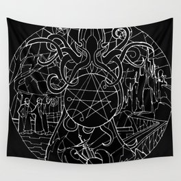 Cthulhu Wall Tapestry