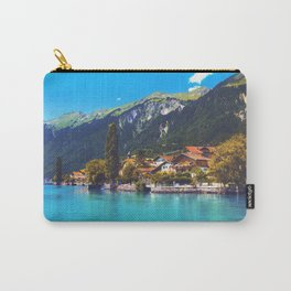 Brienz, Switzerland Carry-All Pouch