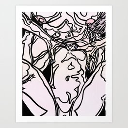 C+E Art Print