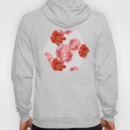 vintage floral Hoody