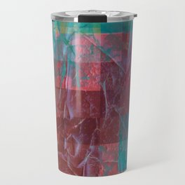 Pastel Prism Travel Mug