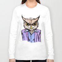 hotline miami Long Sleeve T-shirts featuring Hotline Miami Colour by Leamartes