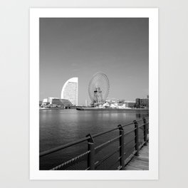 Cosmo World Art Print