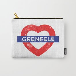 Grenfel tower Carry-All Pouch