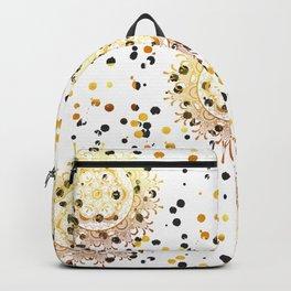 Golden Play Backpack