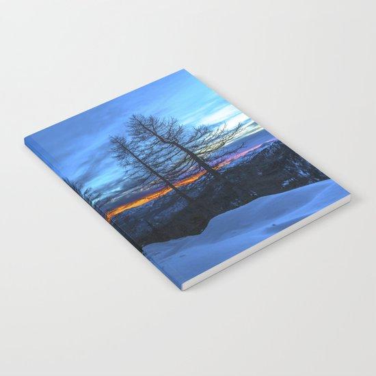 Warm Streak 1 Notebook