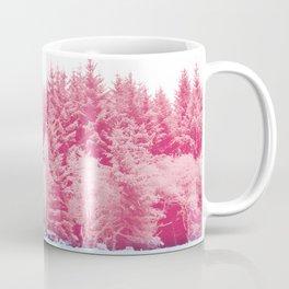 Candy pine trees Coffee Mug