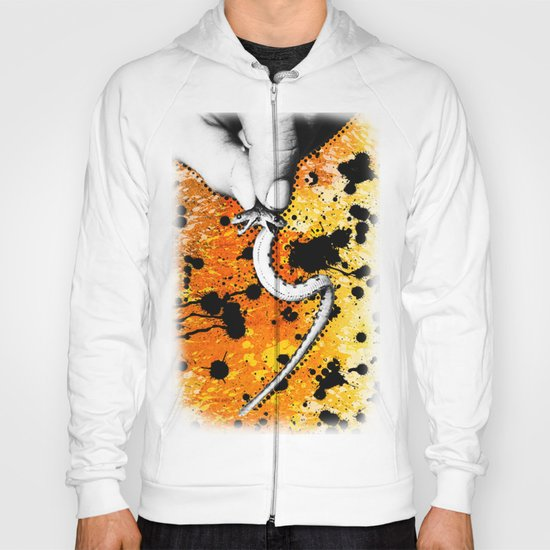 Two Headed Snake Hoody