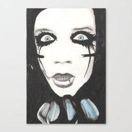 Andy Biersack Canvas Print