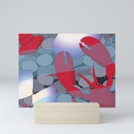 Lobstah Mini Art Print