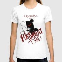 dangan ronpa T-shirts featuring Dangan Ronpa: Monokuma's Punishment by Michelle Rakar